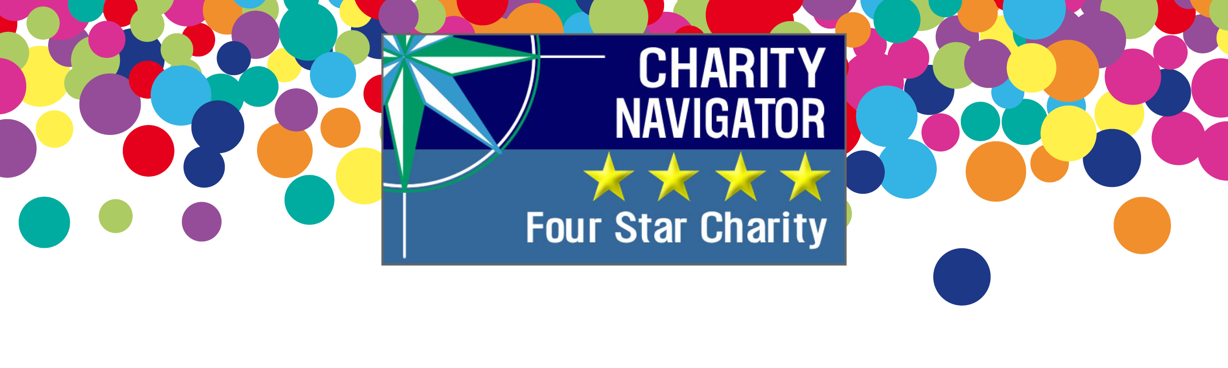 Charity Navigator to Senior Services: 4 Stars!